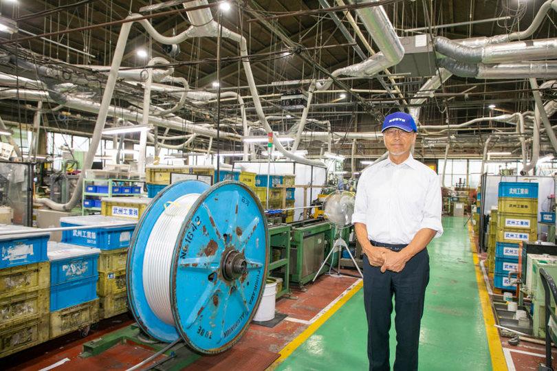 65年つづく黒字経営! 自社開発ITを駆使する武州工業の先進的ものづくり
