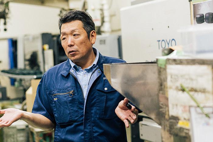 インタビューに答える朋友 代表取締役の高田敬司氏