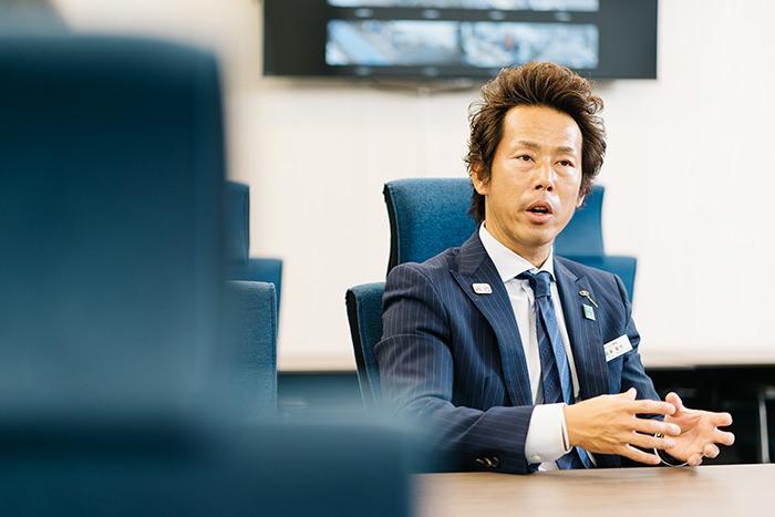 株式会社シタラ興産代表取締役の設楽竜也氏