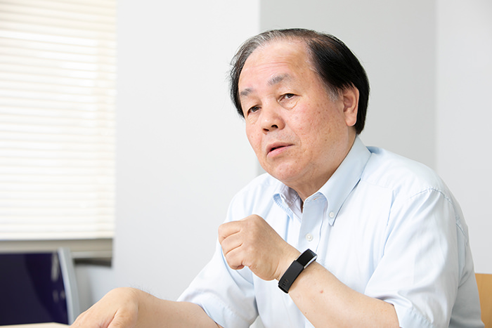IVI事務局長の渡部裕二氏