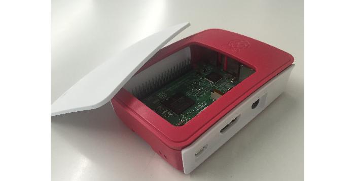 10万円IoTキットの「ラズベリーパイ」