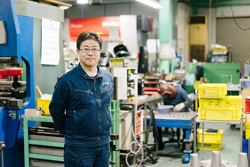 デジタルの力で町工場から属人化をなくす試み――板金業3社で結成した「東京町工場 ものづくりのワ」とは