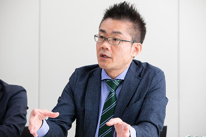 豊井一徳・農林水産技術会議事務局研究推進課 課長補佐