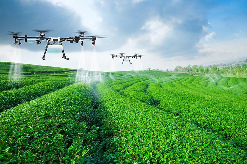 先端技術を駆使した「スマート農業」で、 農林水産省が描く農業の未来