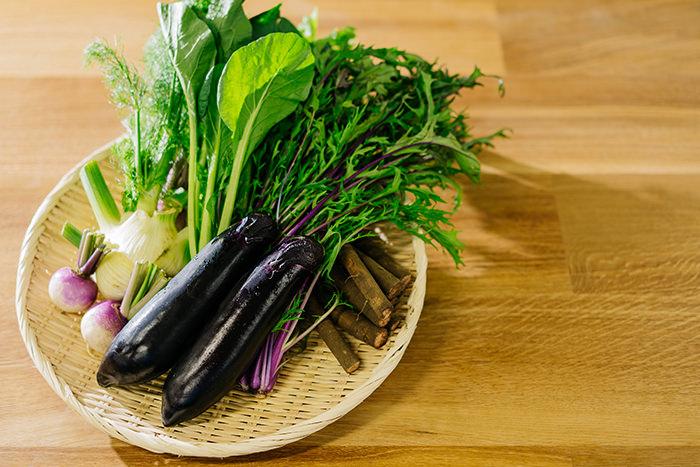 レストランから求められている野菜のイメージ