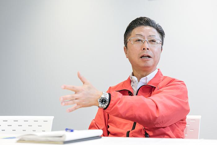 株式会社浜野製作所 代表取締役 CEO 浜野慶一氏