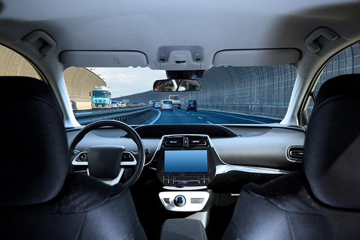 自動運転のイメージ画像