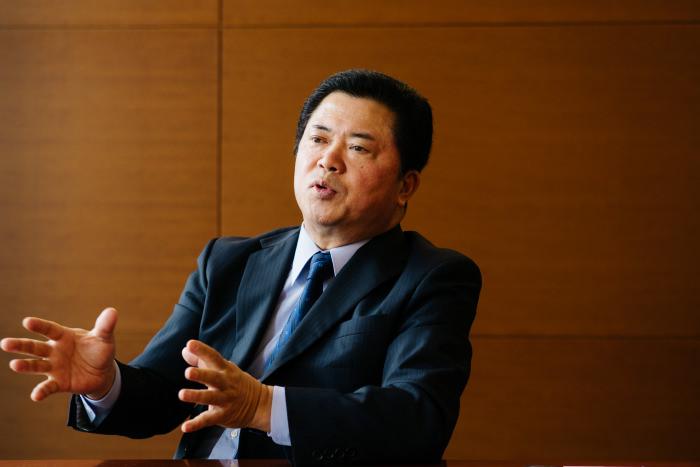 株式会社プロロジス代表取締役 山田御酒氏