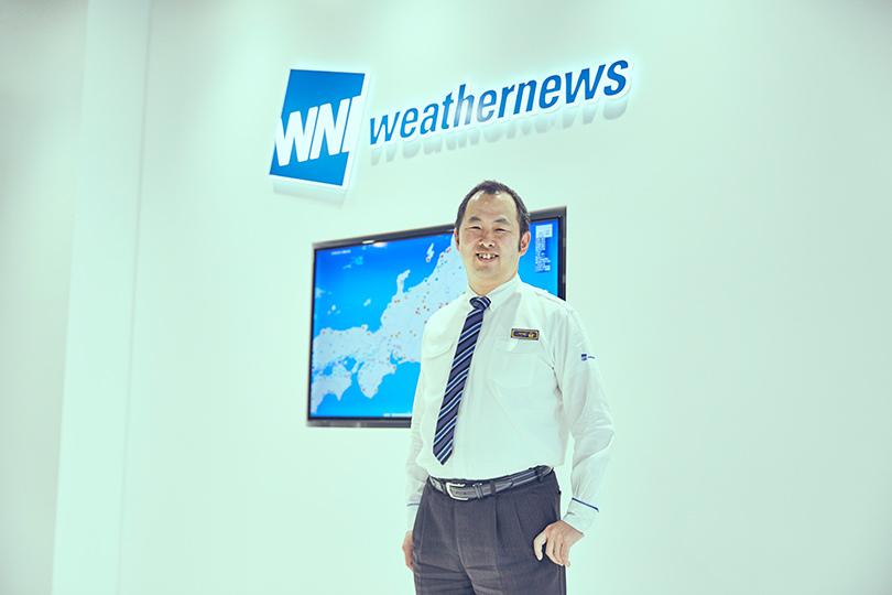 トータルサプライチェーンマネージメントで発注支援――コンビニシェア100%を誇るウェザーニューズの流通気象サービス