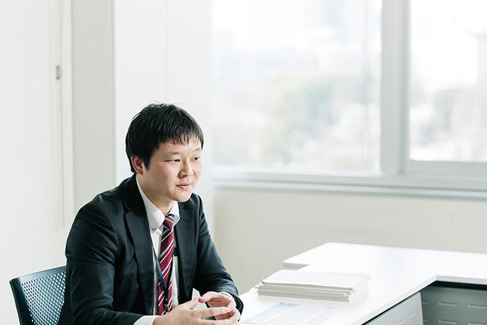 国土交通省港湾局計画課企画室 坂井啓一専門官