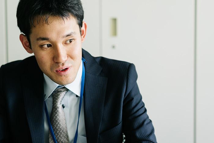 国土交通省港湾局計画課企画室 大竹敏生 技官