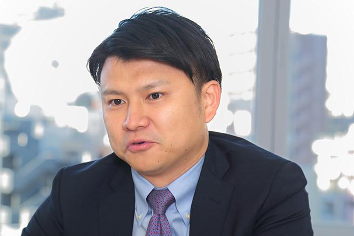 デジタルマーケティング室 室長・小平田康寛氏