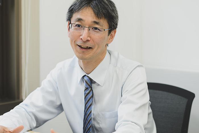 TRAFAM総務部長 本田正寿