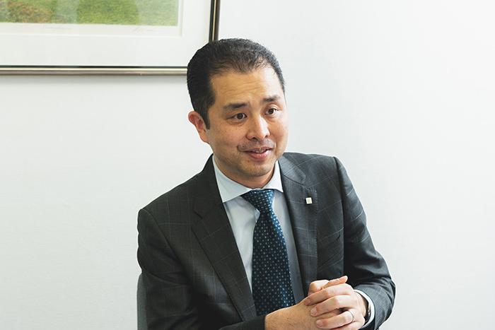 サッポロホールディングスロジスティクス部 グループリーダー 井上剛氏