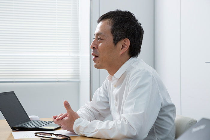 寺田倉庫専務執行役員 月森正憲氏
