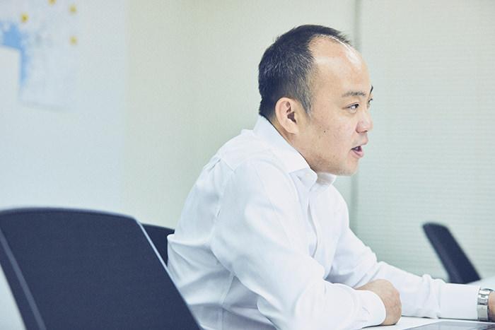 ベクトルワン 代表取締役社長 田中靖丈氏