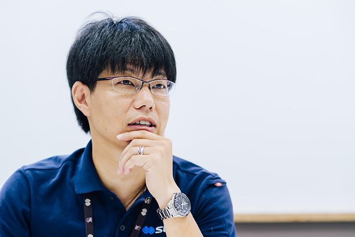 有限会社スワニー 代表取締役 橋爪良博氏