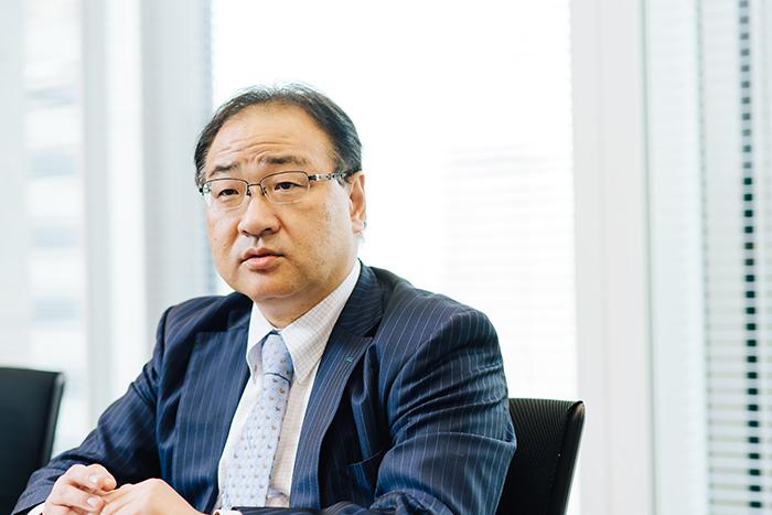 株式会社INCJ専務取締役・土田誠行氏