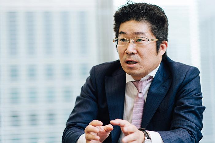 株式会社INCJ ベンチャー・グロース投資グループ マネージングディレクター 丹下智広氏
