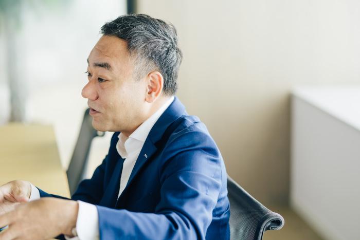 オートデスク 加藤久喜・技術営業本部長
