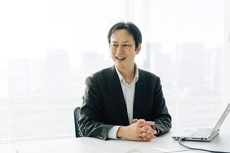 辻 敦宏氏