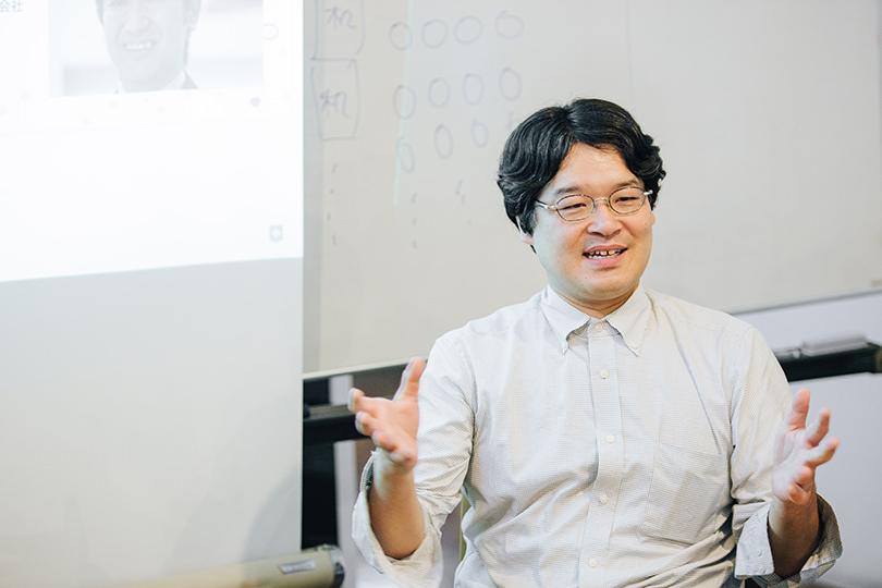 慶應義塾大学環境情報学部 教授 田中浩也氏