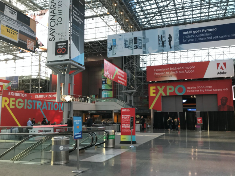 NRF Retail's Big Show & Expo