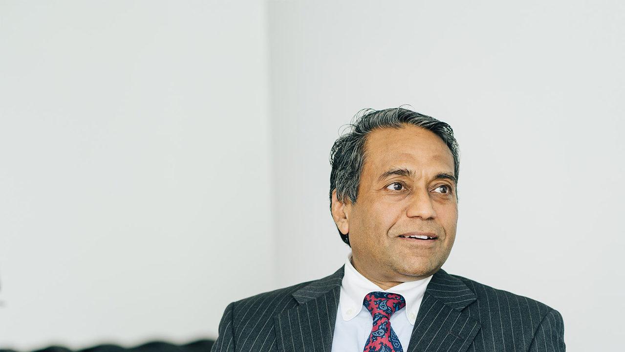 アイ・ティー・イー株式会社/アイスバッテリー株式会社 CEO 代表取締役社長 パンカジ・クマール・ガルグ氏