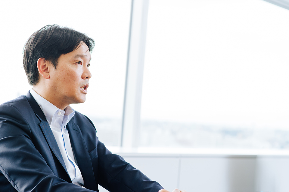Blue Yonderジャパン株式会社 代表取締役 桐生卓氏