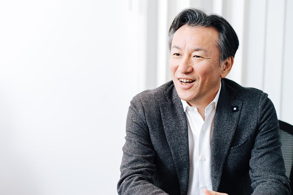 株式会社ミスミ3D2M企業体 代表執行役員企業体社長 吉田光伸氏