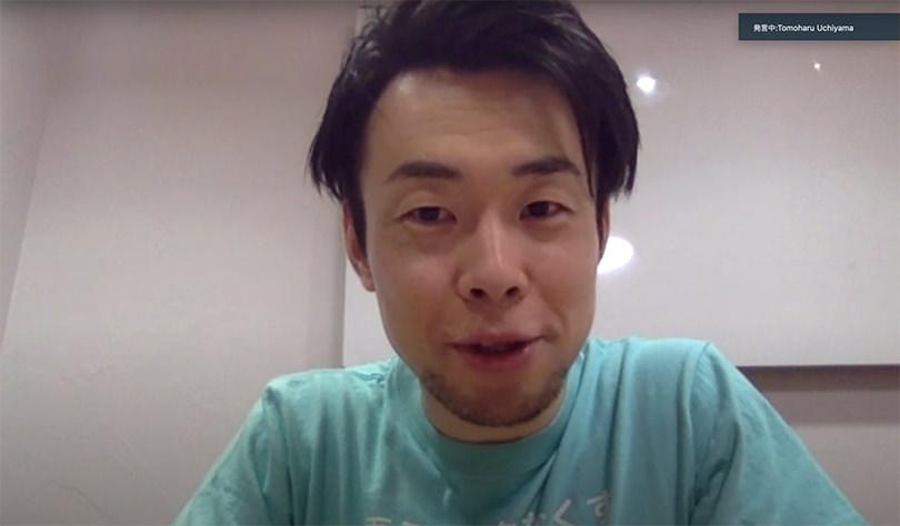 Yper株式会社 代表取締役 内山 智晴氏