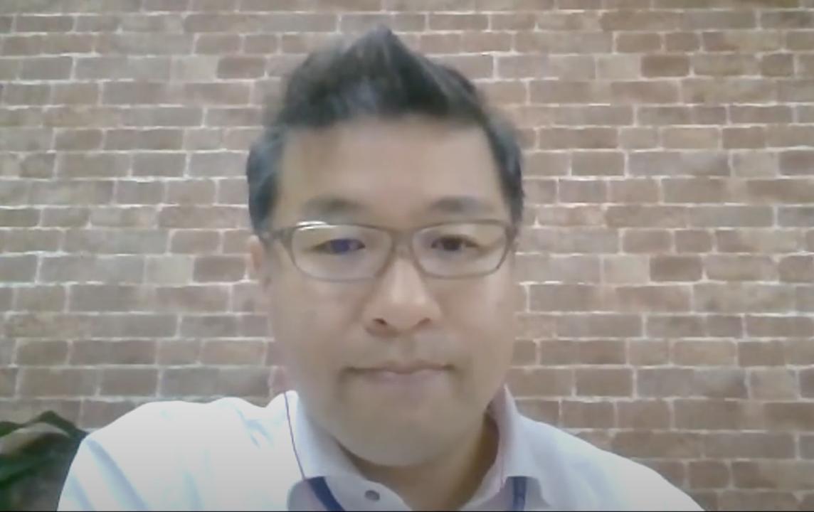 ブルーイノベーション株式会社 代表取締役社長 熊田貴之氏