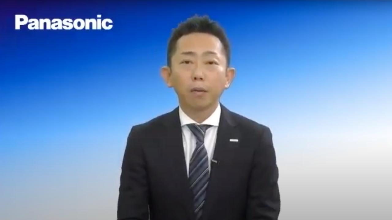 パナソニックCNS社 IT革新推進部 総括担当 菅 晃氏