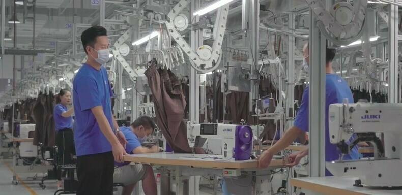 迅犀(シュンシー)デジタル工場