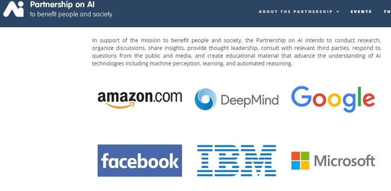 AI分野の大手5社が同盟を結成。ただし、アップルはぼっち