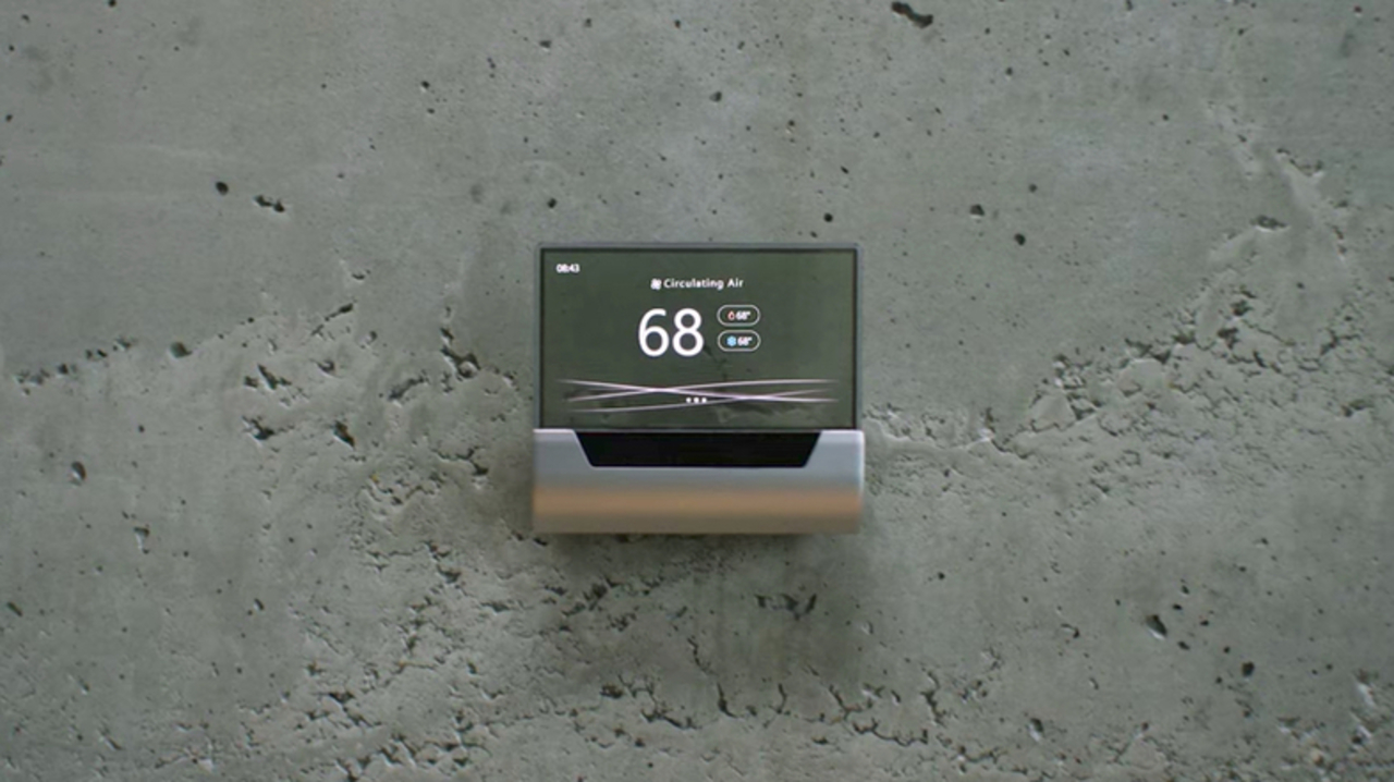 MicrosoftがCortanaちゃん搭載のスマート温度計を開発中か?