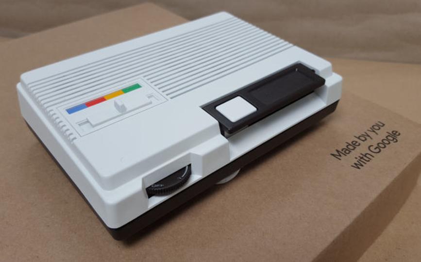 80年代のインターホンがGoogle Homeに超進化!