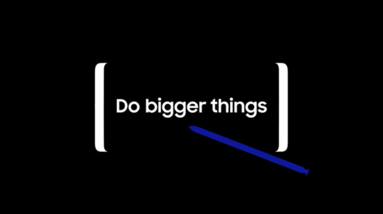 8月23日発表予定のGalaxy Note 8のティーザー動画が公開。Sペンが鍵を握るのかな?