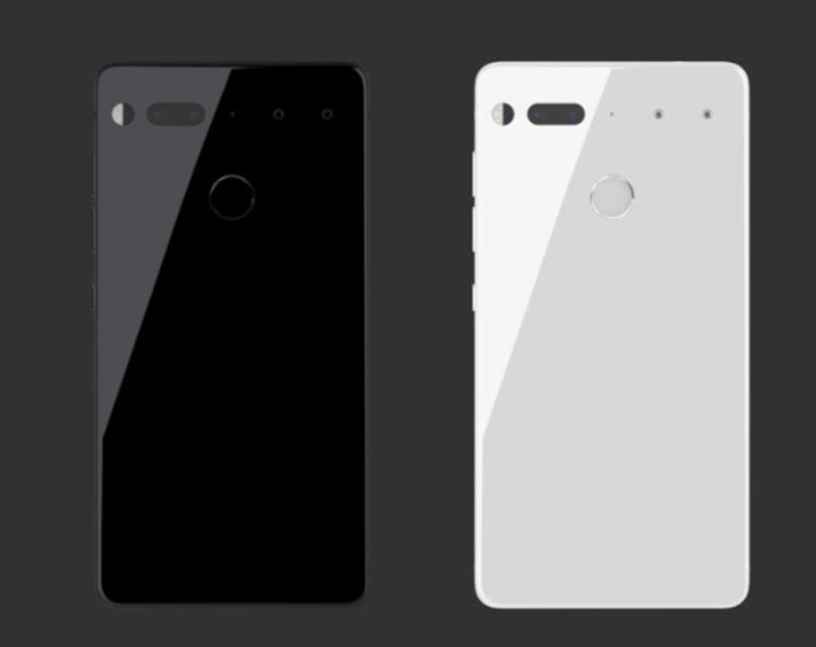 Essential Phoneは7日以内に発送開始。だけどホワイトモデルはもう少し待って…