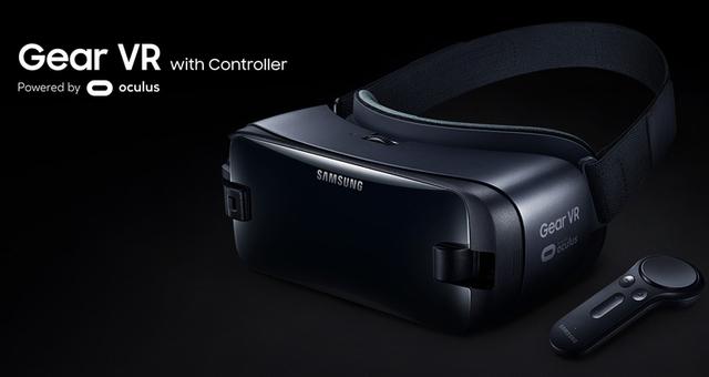 Galaxy Note 8に合わせて新型「Galaxy Gear VR」もしれっと追加されてるよ?ただし内容の変更もしれっと...。