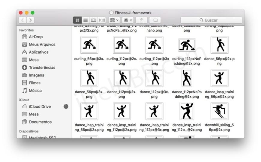 iOS11デベロッパーベータ版から、今後Apple Watchに追加される大量のワークアウト種目が明らかに