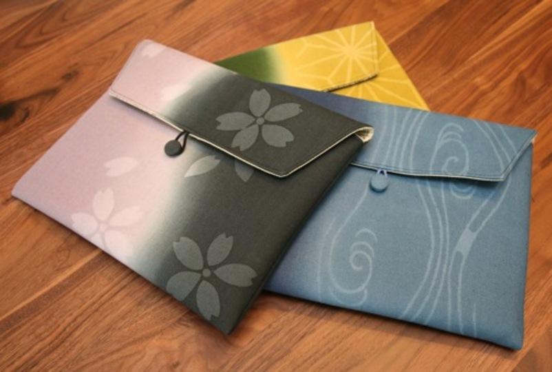【アプマラサポーター 10】iPadを和風に着飾る。iPad専用京友禅ケース「iPad Sleeve Pro」 #gizipad