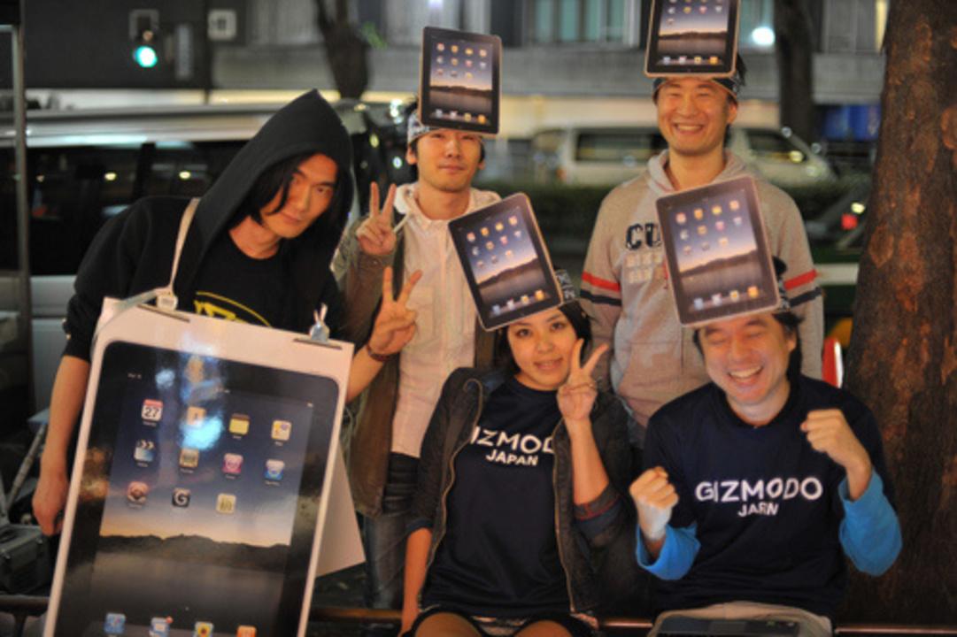iPadの日本発売、本家のアメリカでも超話題に!