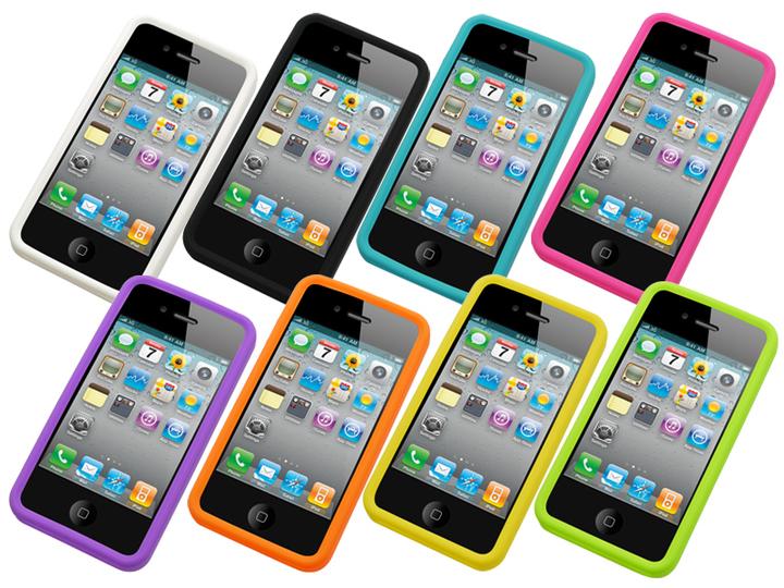 【サポーター記事 10】iPhone4をシリコンジャケットで守ろう!