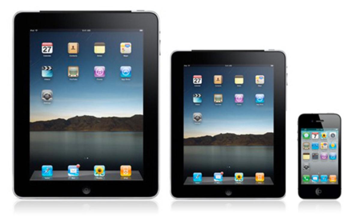 【噂】新iPodは今月か来月、新iPadは小さめ、iPhone 5は年明け発売?
