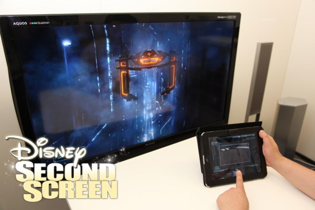 これからのスタンダード!? iPadアプリと完全連携するブルーレイ版「トロン:レガシー」