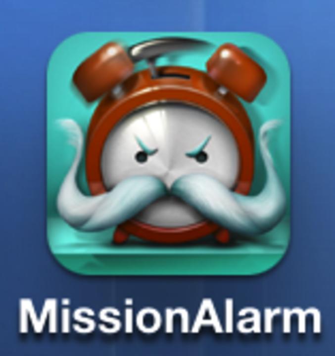 これで寝坊しないかも! ミッションをクリアしないと止まらない目覚まし時計アプリ「Mission Alarm Clock Pro」