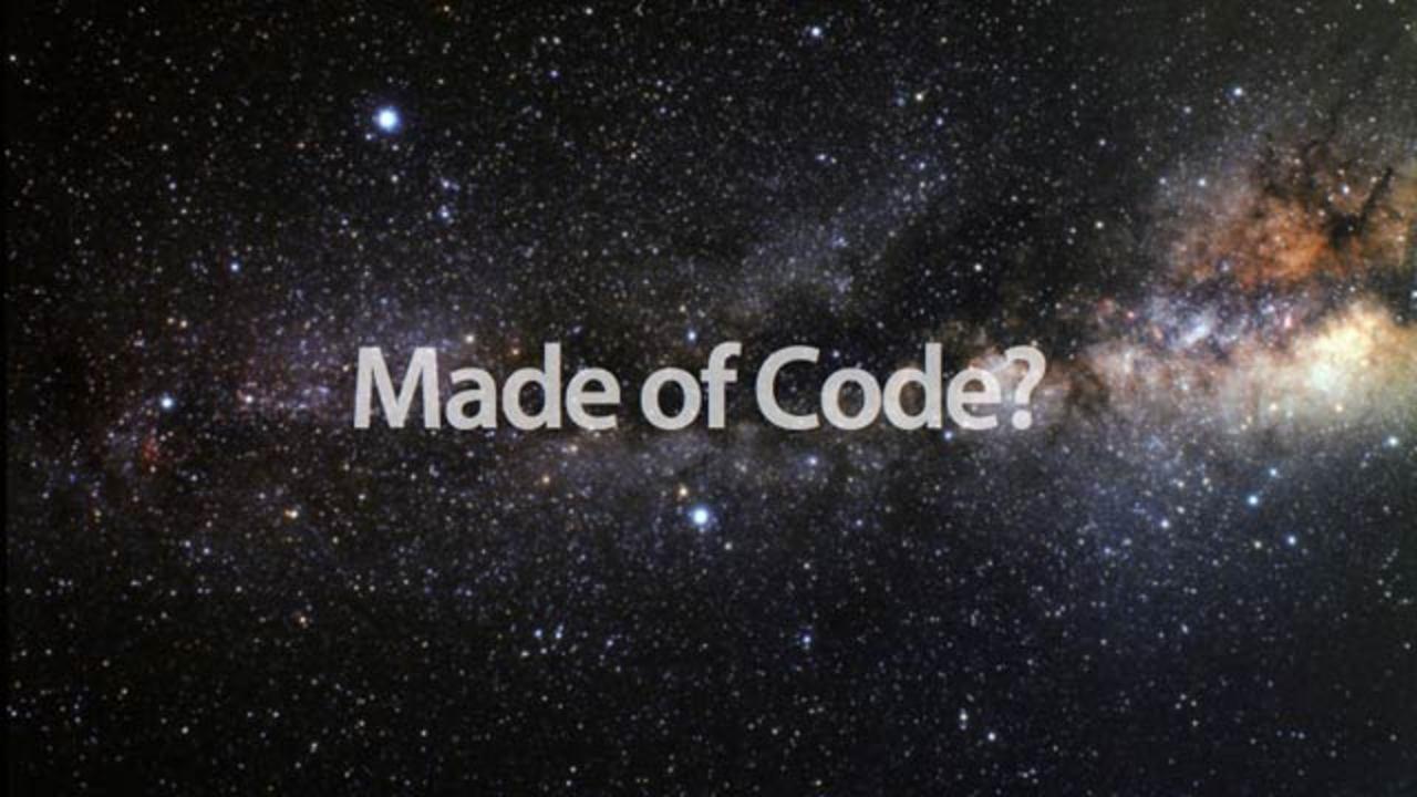 「僕たちが、どこかの誰かのでっかいコンピューターシミュレーションの世界に生きていないなんて、なんで言いきれるんだよっ!」論破されました。