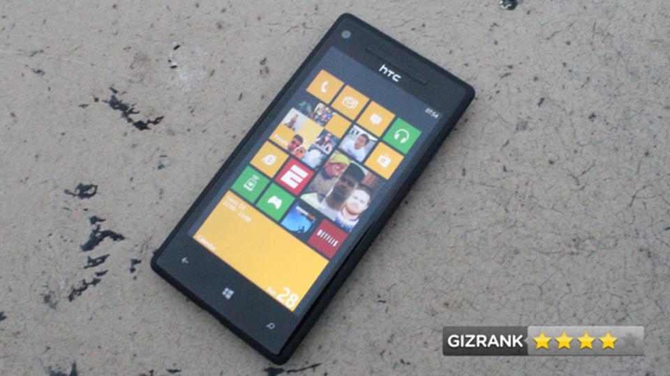 HTC 8Xレビュー:Windows Phoneもすごいの出てきた(動画あり)