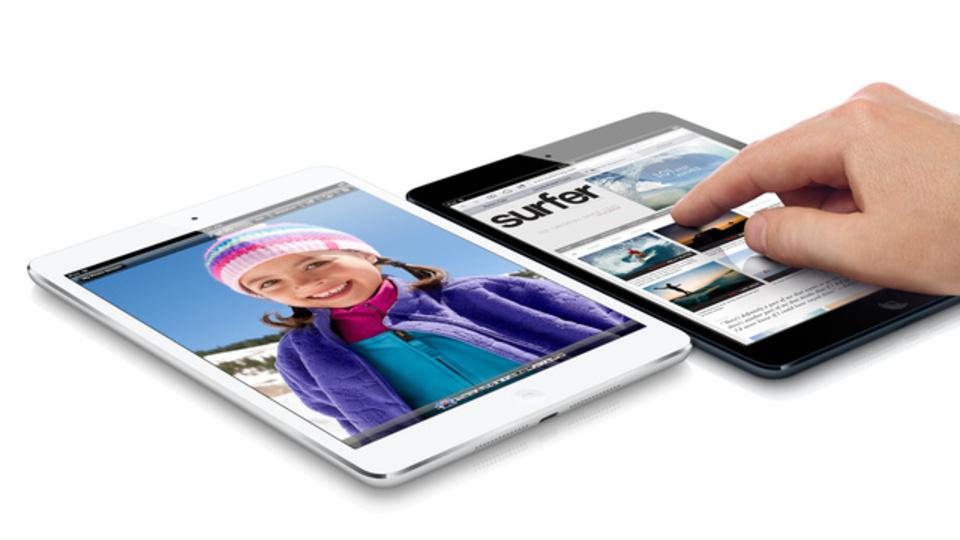 iPad Mini Mega Micro Max...。クックの7インチ出さない発言の後にこんな動画が登場